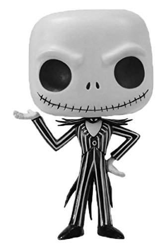Funko - Figurina NBX Jack Skellington Pop 10 cm