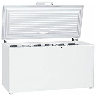 Liebherr GTP 4656Premium autonome Premiumqualität 419L A + + + Weiß–Tiefkühltruhen (Premiumqualität, 419L, 38kg/24h, sn-t, A + + +, Weiß)