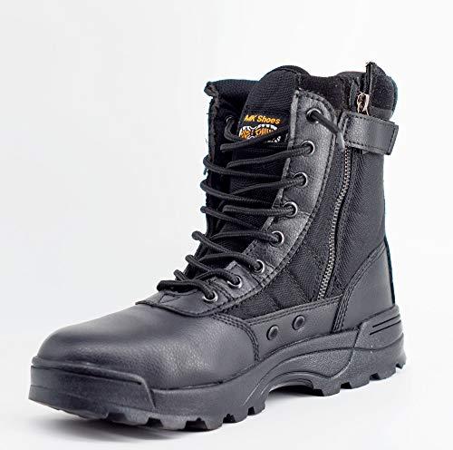 MK Mens Combat Boots Securtity P...