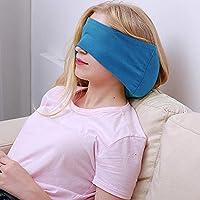 beautygoods Schlafmaske, Sleep Shaped U Schlafkissen Multifunktionale Tragbare Augenmaske Baumwolle 2 in 1 zervikalen... preisvergleich bei billige-tabletten.eu
