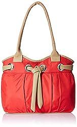 Meridian Women's Handbag Red Mrb-073