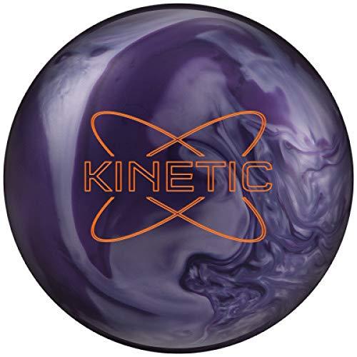 Track Kinetic Amethyst Reaktiv Mid Performance Bowling-Ball Bowling-Kugel für Männer und Frauen Alle Gewichte Größe 12 LBS (Hammer Bowling Taschen 3-ball-roller)