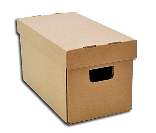 Single Schallplatten Papp Box Protected