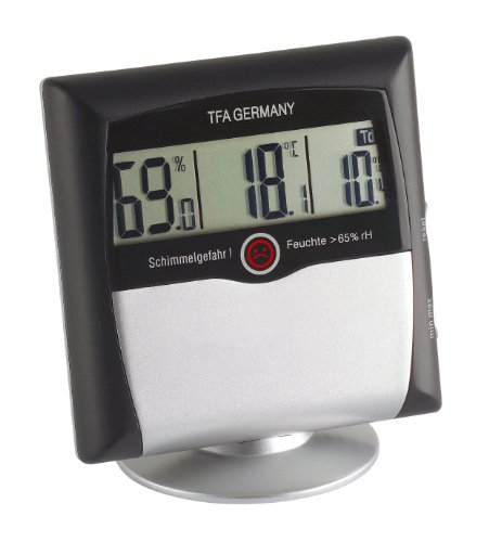 TFA Dostmann Comfort Control digitales Thermo-Hygrometer