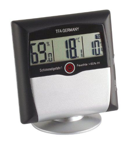 TFA Dostmann Comfort Control digitales Thermo-Hygrometer