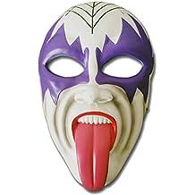 Crazy Genie - Máscara de resina para disfraces