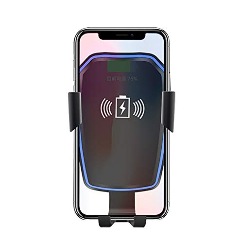 DKPINY Autoladegerät Autohalterung Wireless Ladegerät für iPhone X XS 8 Plus XR Wireless Schnellladung Air Vent Halter für Samsung S9 S8 Note 9 8 Mini-circuits Power Splitter