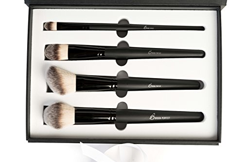 Makeup Brush Gift Set Containing Make Up Brushes Suitable For Makeup Artists and Everyday Use
