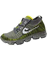 pick up 9304c d5371 Max Air Sports Running Shoes 8880 Lt Grey White