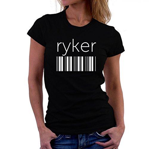 Maglietta da donna Ryker barcode