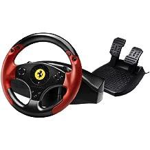 Guillemot FERRARI RED LEGEND EDITION - Volante - PS3 / PC - Licencia Oficial Ferrari