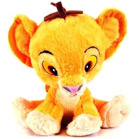 Disney El Rey León 26cm (10 pulgadas) de cuerda de tracción Musical Simba Peluche
