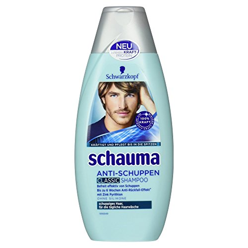 Schauma Shampoo Anti-Schuppen Classic, 400 ml