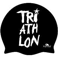 Turbo Gorro TRIATHLON (negro)