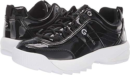 Guess G by Frauen Fashion Sneaker Schwarz Groesse 10 US /41.5 EU