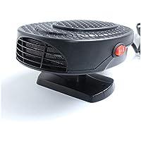 TYXCFR Coche De Invierno Calentador De Autos 12V Calentador De Autos Calentador De Fríos Y Calientes Desempañador De Nieve 16 * 7 CM