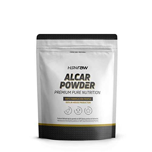 HSN RAW - ALCAR (Acetil L-Carnitina) - Apoyo Cognitivo - En Polvo Sin Sabor - 150g