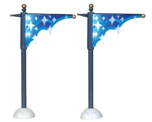 figura-de-aldea-de-navidad-lemax-star-street-banner-2pcs