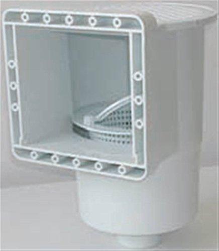 Productos QP Skimmer Piscinas Elevadas Liner, Negro, 15x15x13 cm, 540200L