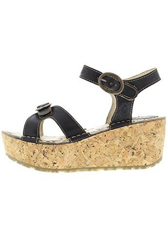 FLY London - Cali, sandali  da donna Nero(Schwarz)
