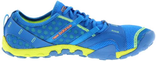 New Balance Mt10by2, Pompes à plateforme plate homme Blau (BY2 BLUE/YELLOW 51)
