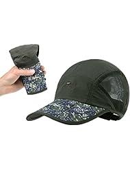 casquillo de los hombres de sombrero al aire libre deportes Sra verano visera de sol del pie de secado rápido transpirable gorra de béisbol