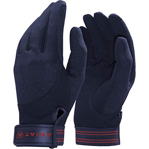 ARIAT TEK Grip REIT Handschuhe, Navy, 11