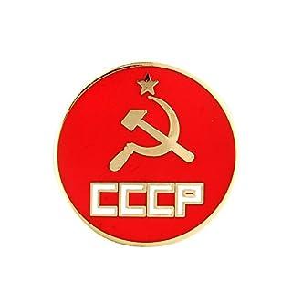 Fengteng CCCP Soviet stern mit hammer und sichel icons Abzeichen Reißverschluss Nadel Brosche Lapel Pin Reversnadel Geschenk