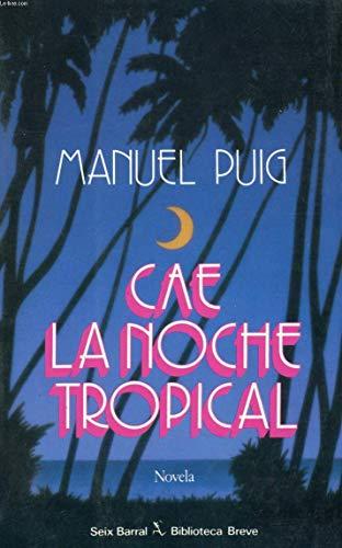 Cae La Noche Tropical descarga pdf epub mobi fb2