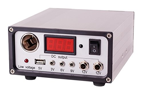 Solar Laderegler bis 10A max. 150W 3V 5V 6V 9V 12V USB Ausgang - LED Display - Solarladeregler