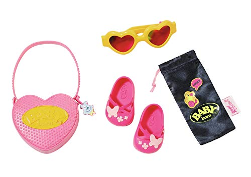 Zapf 825488 - Baby Born® Boutique Taschen&Schuhe Set