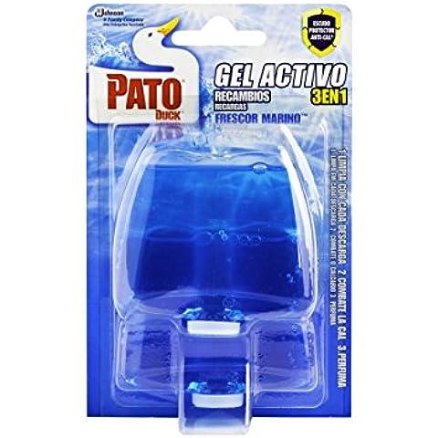 Pato Gel Activo Marino - 1 unidad