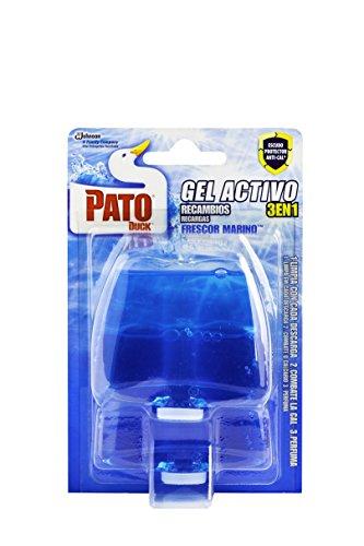 Pato 938545 - Ricambio per pulitore WC in gel 2 pezzi
