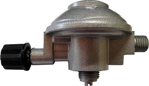TGO Spezial-Druckregler 50mbar mit intergriertem Schlauchbruchsicherung für Campingaz-Gasflaschen R901, R904 und R907