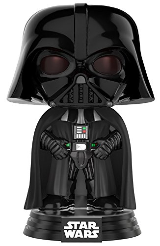 Figurine Pop ! Star Wars : Rogue One 143 - Bobble-Head Dark Vador