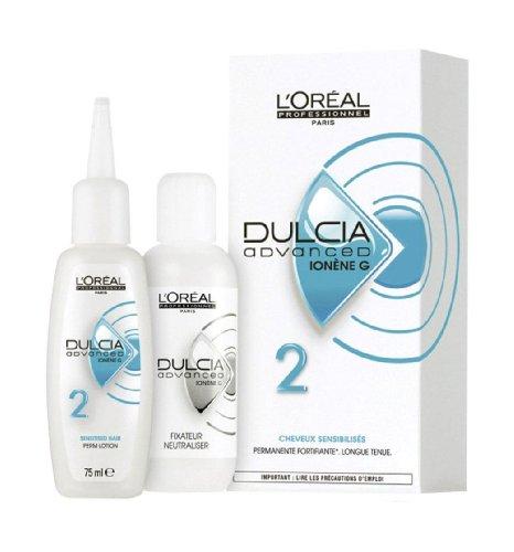 L'Oréal Professionnel Dulcia Advanced 2 Tonique Fortifying Perm 100ml/75ml -