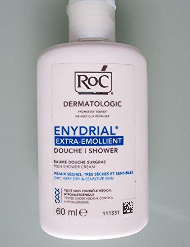 RoC Dermatologic Enydrial Extra-Emollient Shower Creme 60 ml