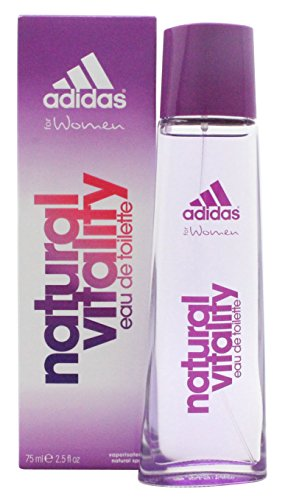 Adidas Natural Vitality Eau de Toilette Spray 75ml