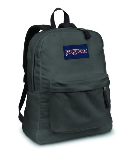Jansport Superbreak, Zaino Grigio carbone