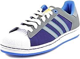 Adidas Superstar 2 CB Uomo Blu Camoscio Scarpe ginnastica Taglia EU 42