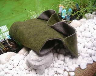 2er Pflanztasche Ufermatte