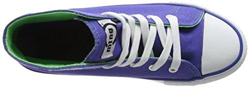 MTNG Attitude tennis - Sneakers CANVAS FINO AZUL