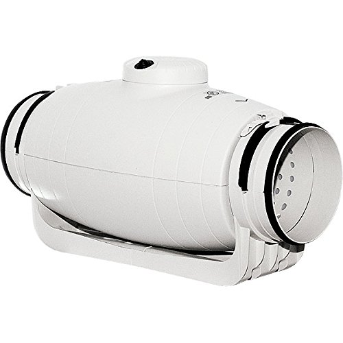 SOLER & PALAU 5211360400 TD-350-125 Silent Halbradial- Rohrventilator- schallgedämmt