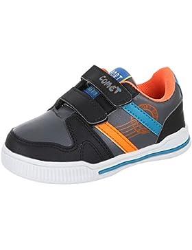 Kinder Schuhe, 712-20, FREIZEITSCHUHE SPORTLICHE SNEAKERS