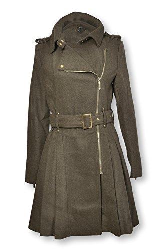 B-Young Damen Mantel Grün Grün