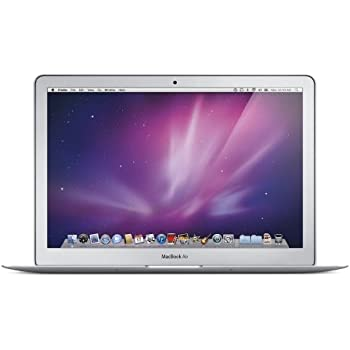 Apple MacBook Air 13-inch Laptop (Intel Core 2 Duo 1.86 GHz, 2 GB RAM, 128 GB SSD, NVIDIA GeForce 320M, OS X) - Silver- 2010 - MC503B/A - UK Keyboard