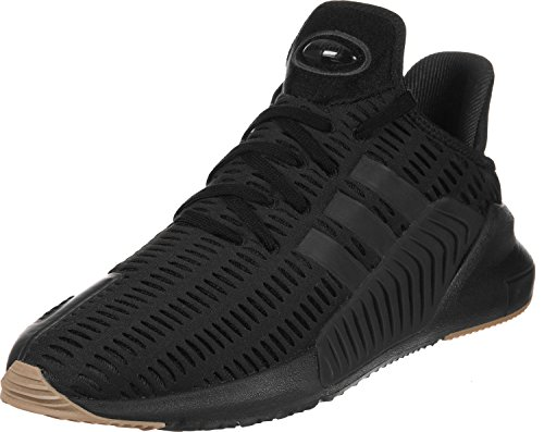 adidas Climacool 02/17, Scarpe da Ginnastica Uomo Nero (Core Black/Carbon S18/Gum 416)