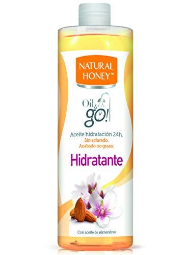 Natural Honey Aceite Corporal Bajo Ducha Oil&Go! Hidratante