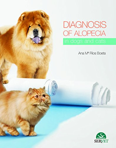 Diagnosis of alopecia in dogs and cats - Veterinary books - Editorial Servet por Aa.Vv.
