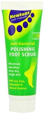 Newton's Anti-Bacterial Polishing Foot Scrub 75ml